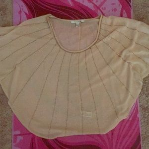 Women's Forever21 Sheer Top